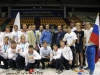 Архивный кадр: Сборная команда России на 4 Играх TAFISA в Бусане, Корея. 2008 год.