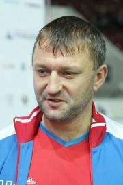 Миллер Виталий Викторови старший тренер мужской сборной России