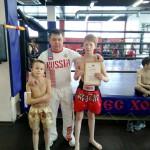Аттестация на 1-6 кханы в Красноярске