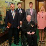 Кузбасские спортсмены получили областные награды за высокие результаты на международных соревнованиях