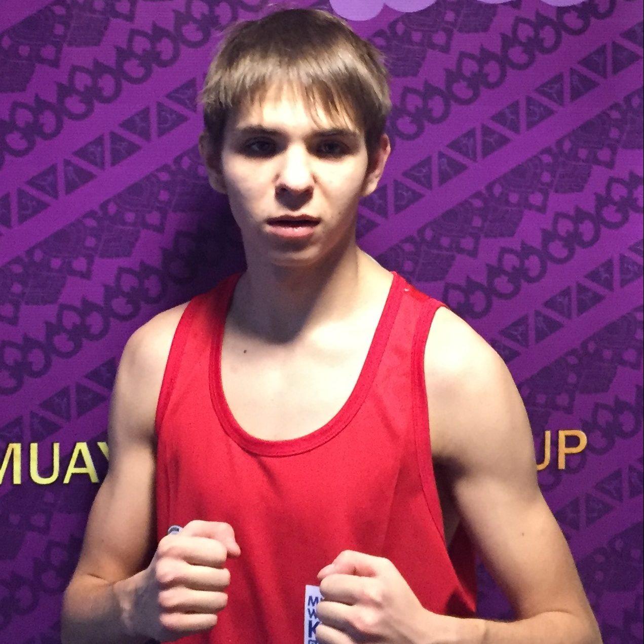Исханов Антон