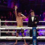 Extra Round 2:  Василий Семенов победил по очкам