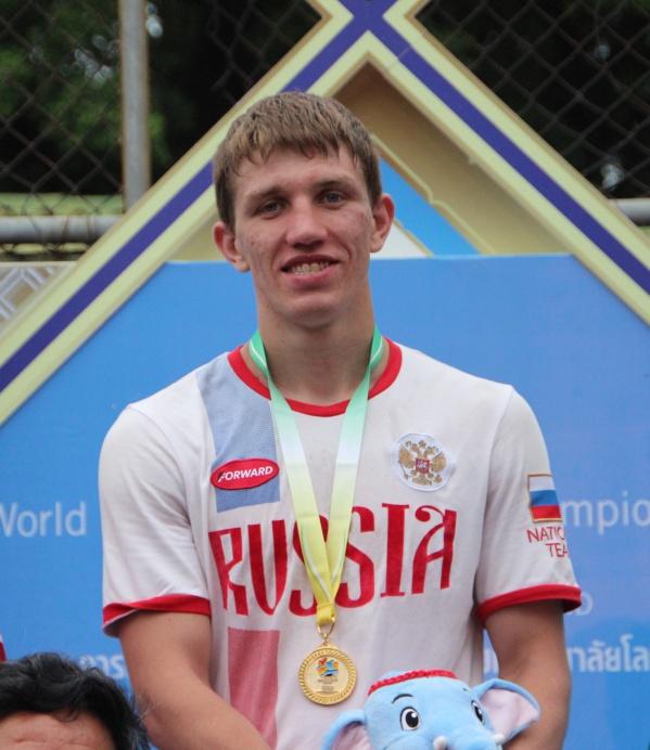 Федотов Алексей