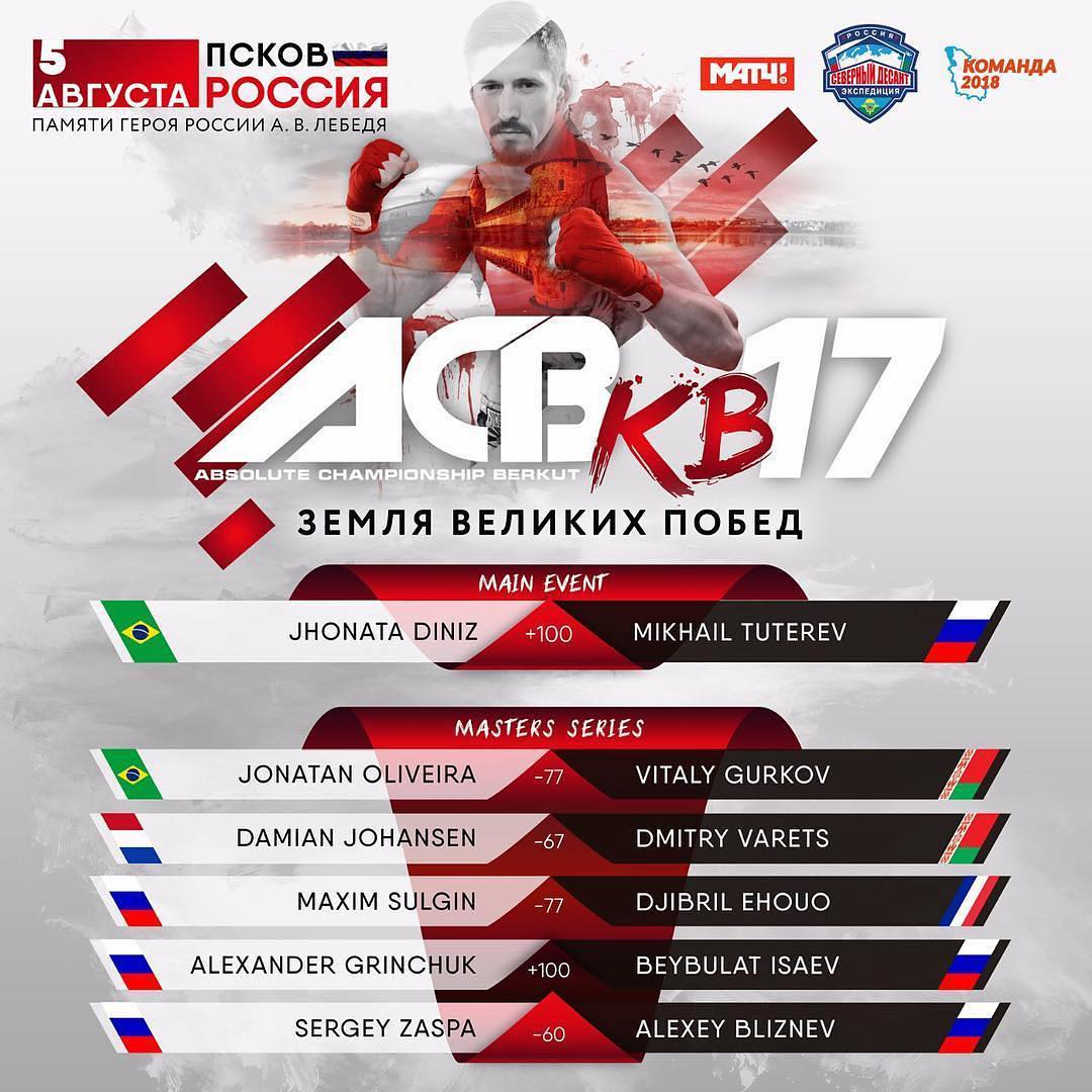 ACB KB -17: Land of Great Victories